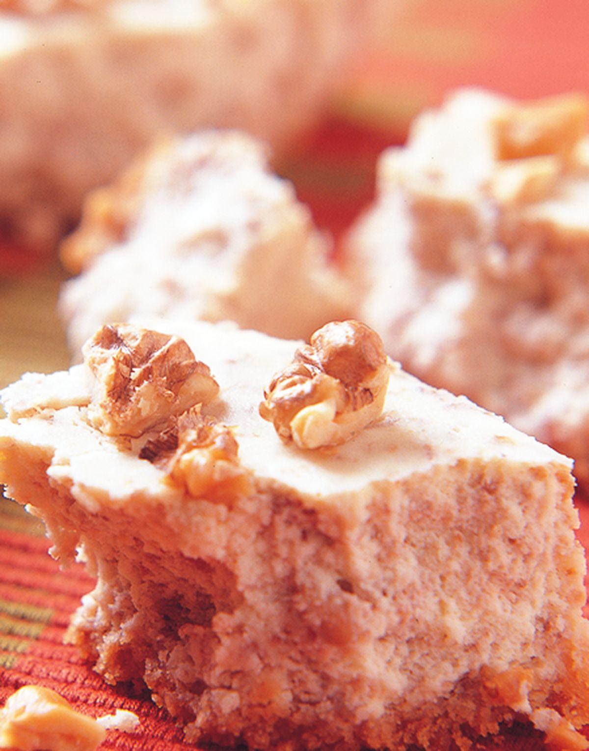 食譜:核桃乳酪蛋糕