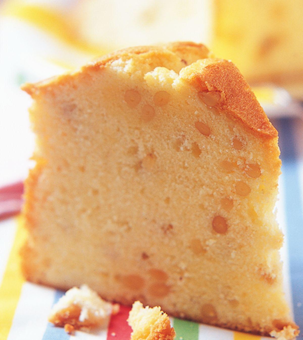 食譜:松子起司蛋糕