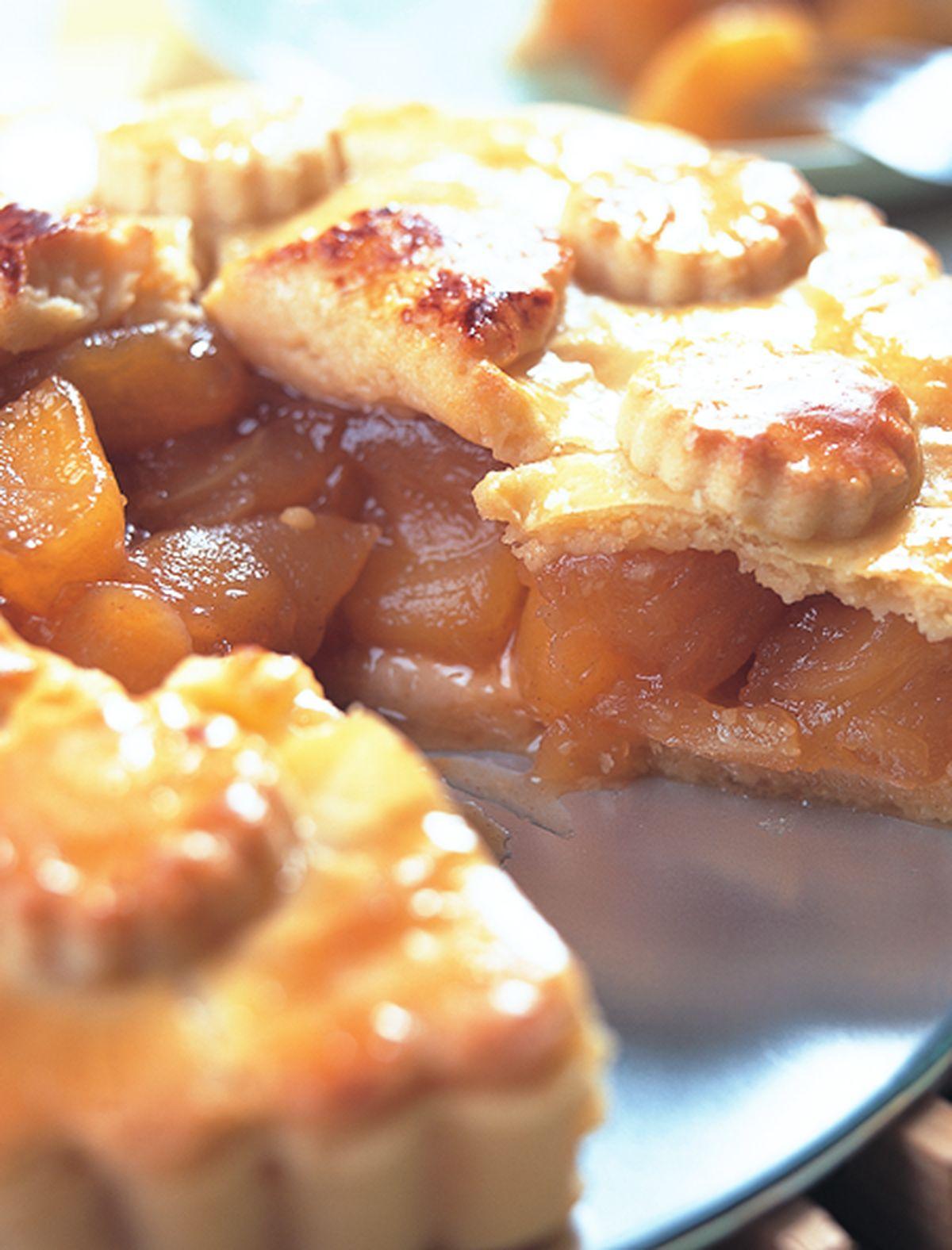 食譜:美式蘋果派
