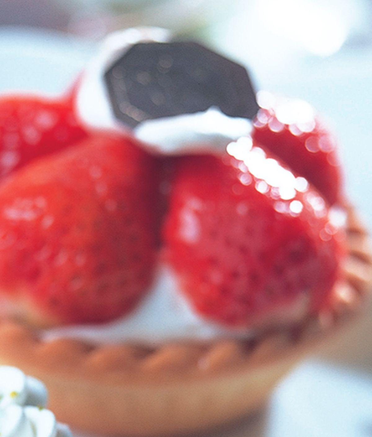 食譜:草莓派(1)