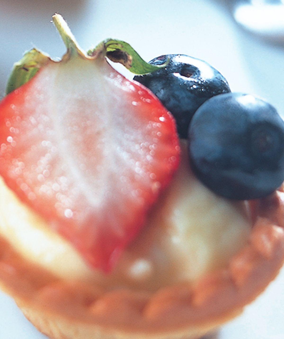 食譜:什錦莓果派