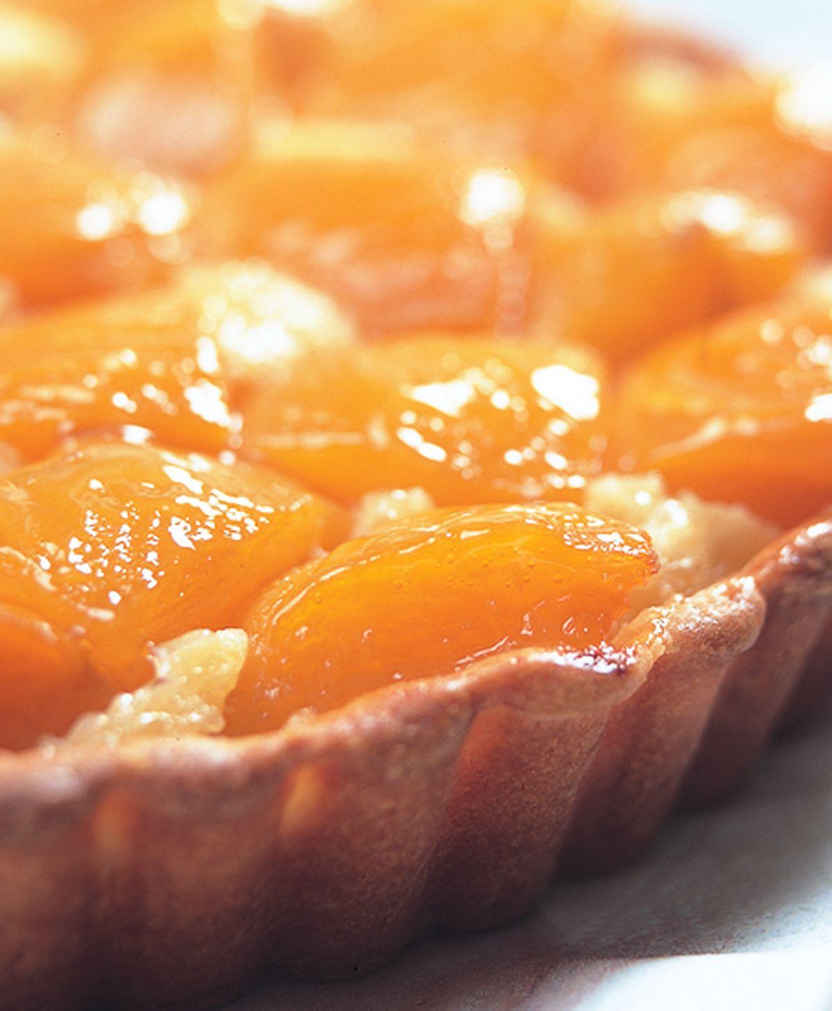食譜:水蜜桃派