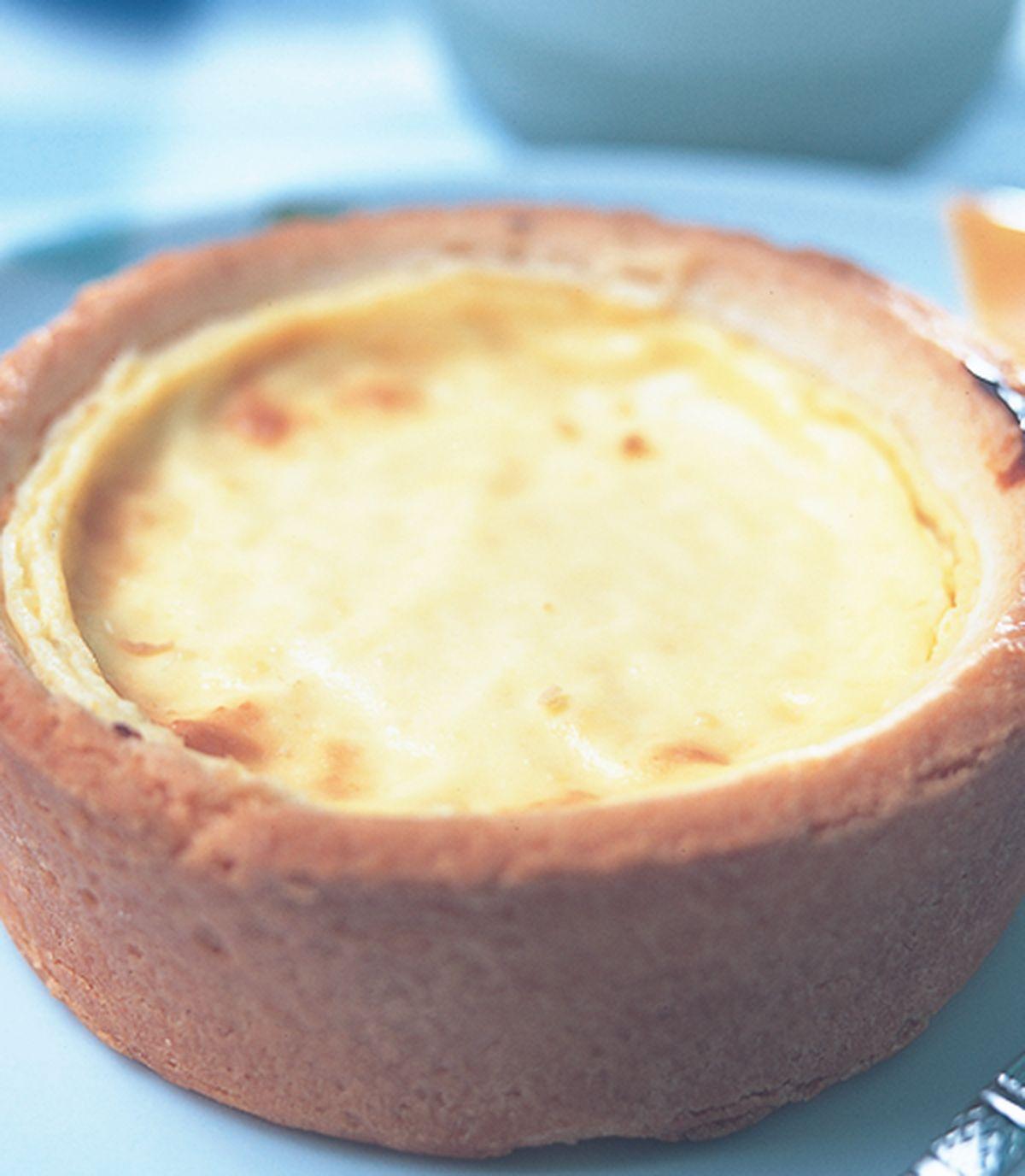 食譜:原味乳酪派