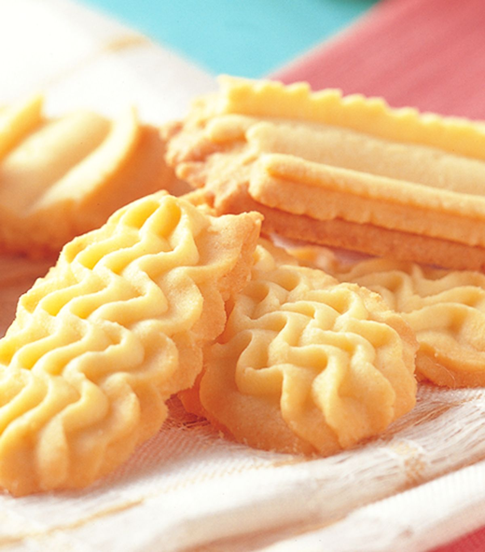 食譜:酥鬆性小西餅