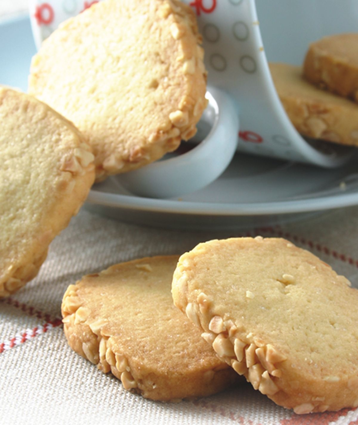 食譜:酥硬性小西餅