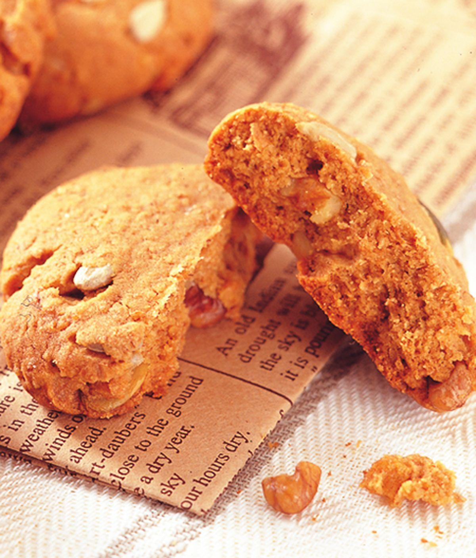 食譜:蜂蜜雜糧餅乾
