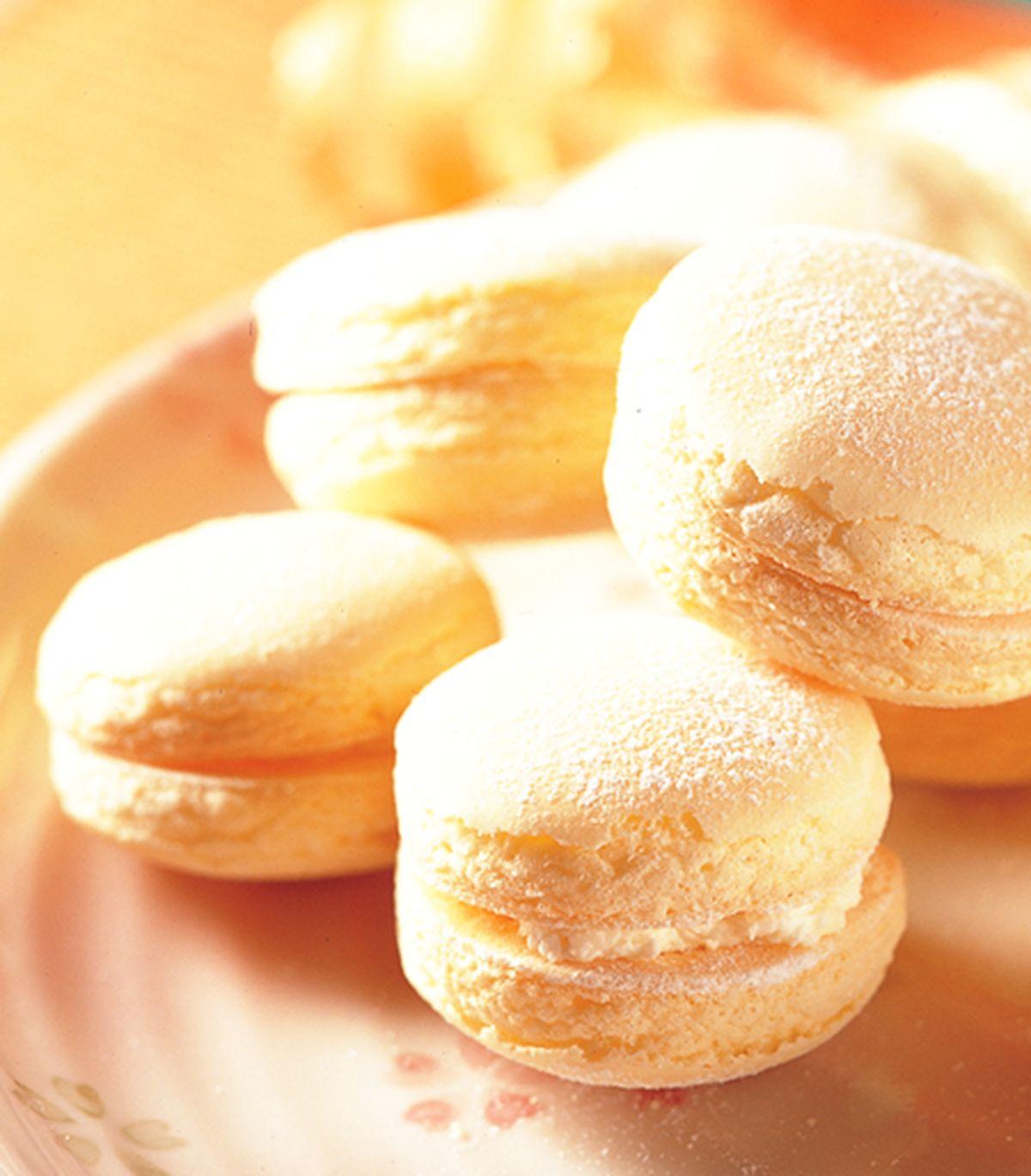 食譜:蛋黃小西餅(1)