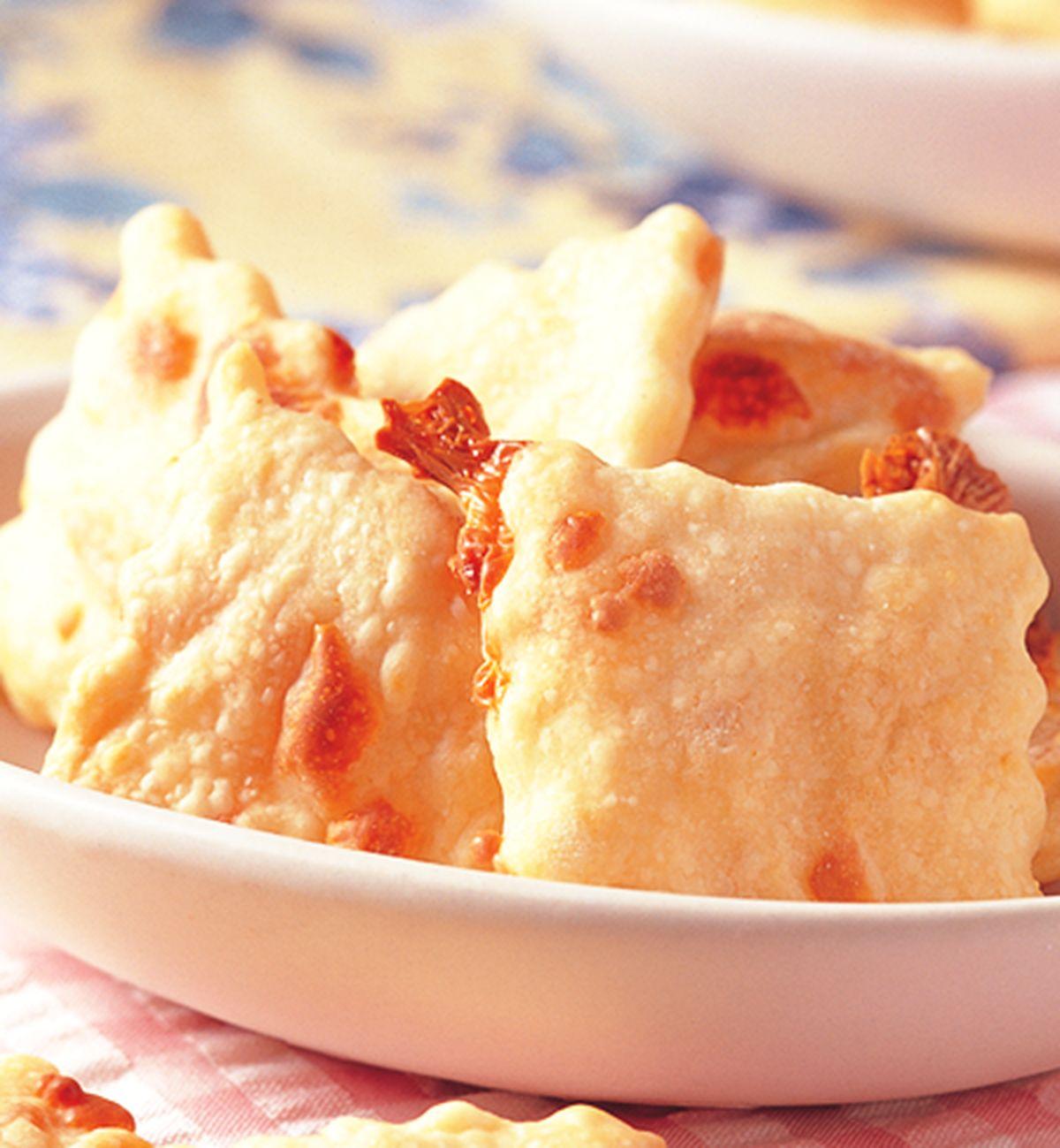 食譜:起司方塊餅