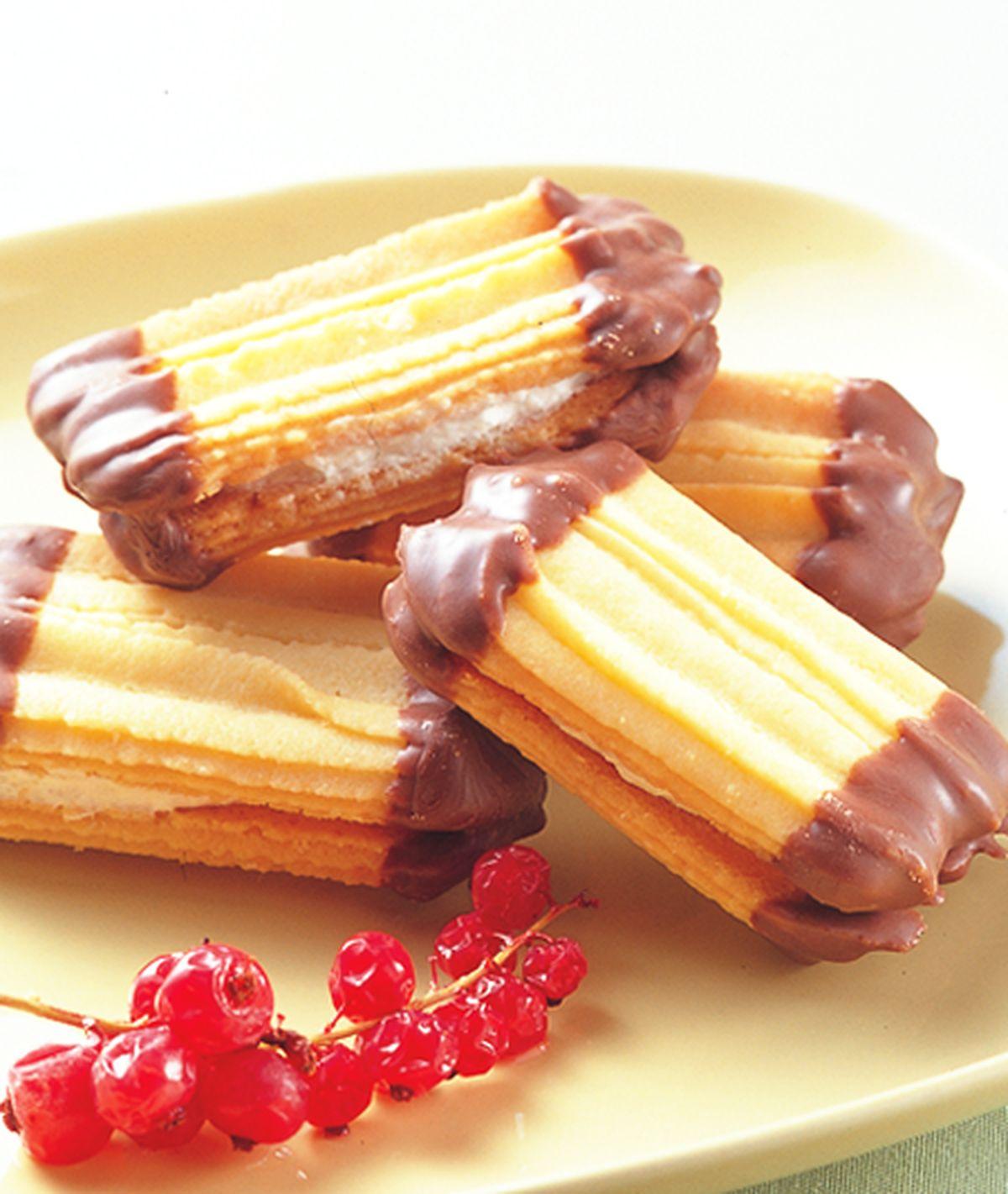 食譜:巧克力奶酥(2)