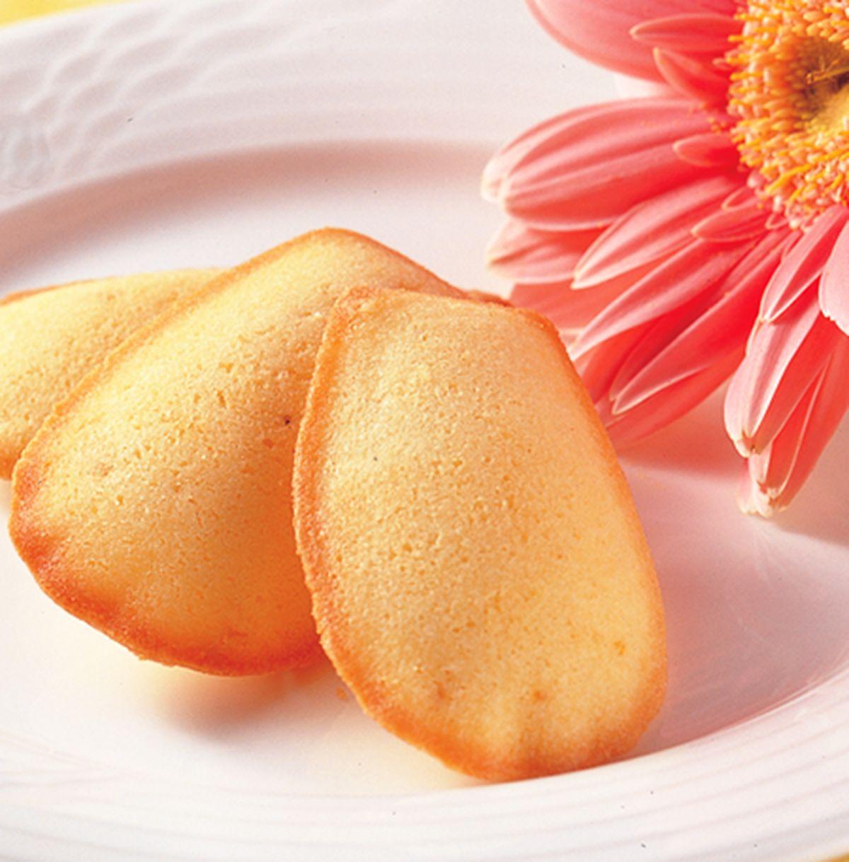 食譜:貝殼巧餅
