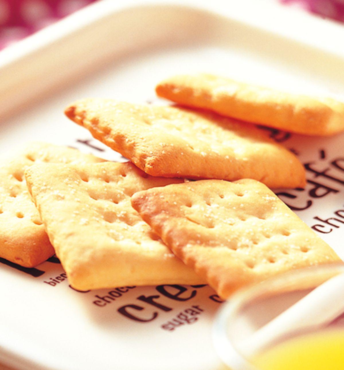 食譜:蘇打餅乾