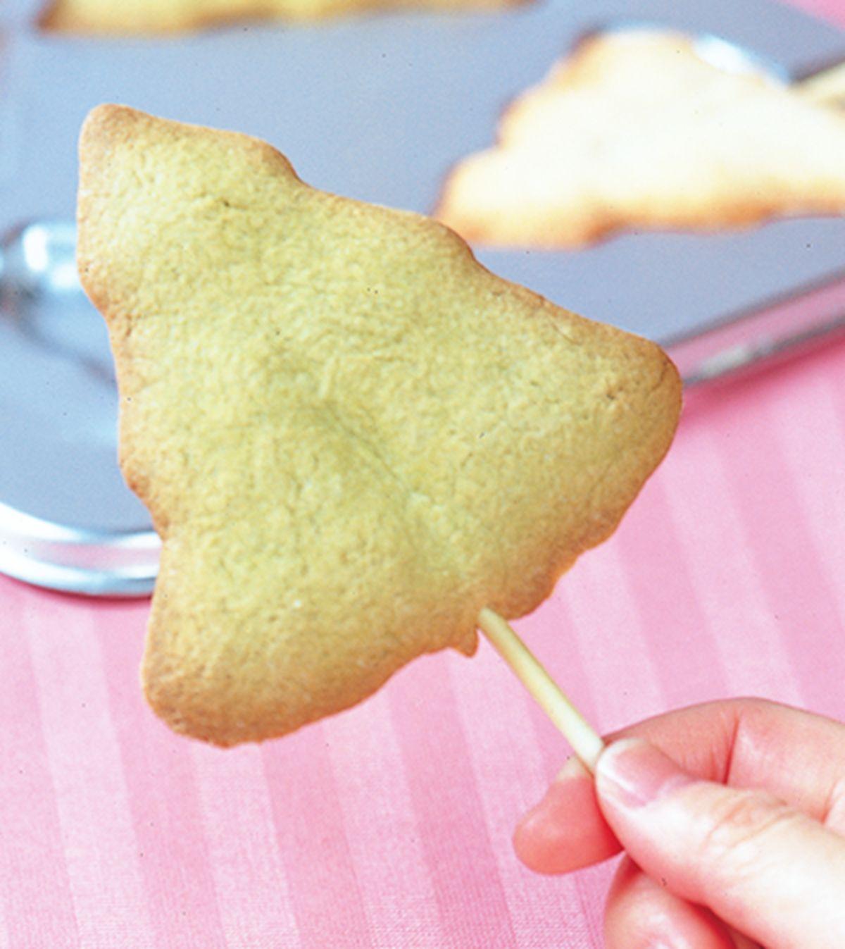 食譜:樹形餅乾