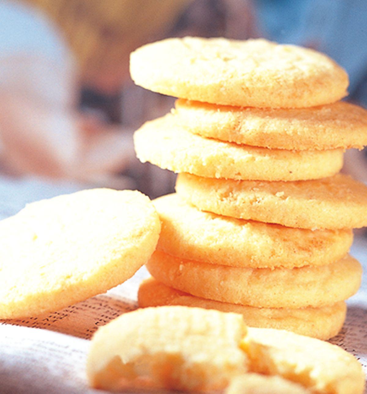 食譜:奶油圓餅