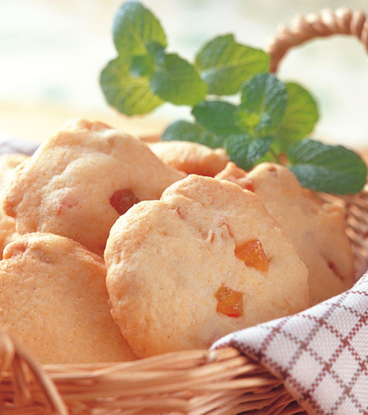 食譜:橙香小西餅