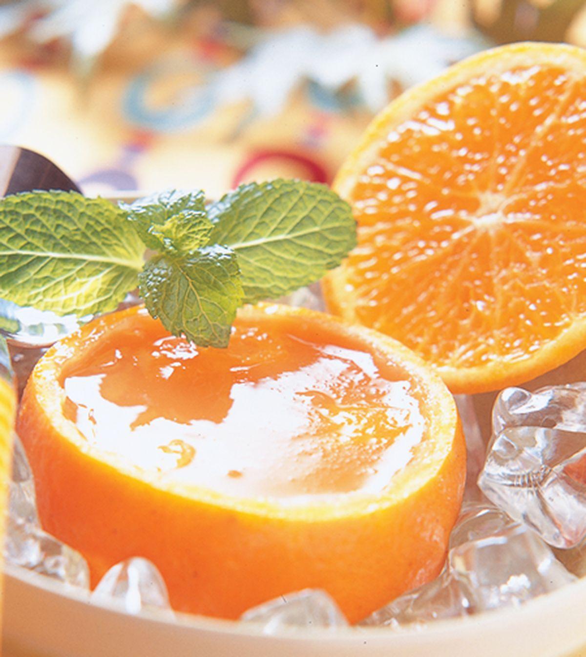 食譜:柑橘果凍