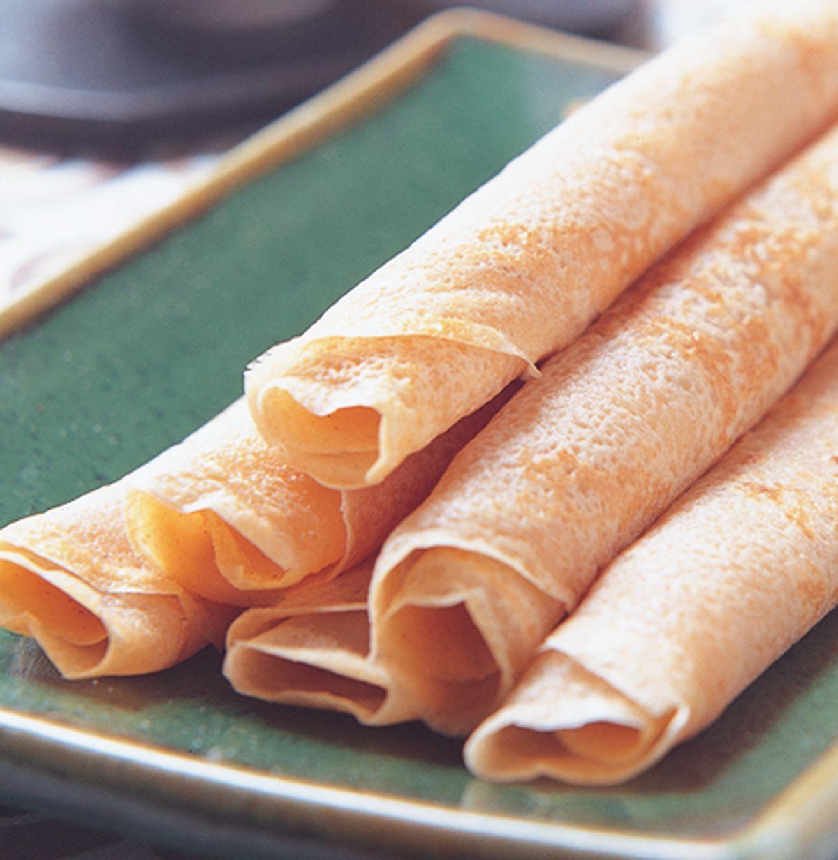 食譜:黃豆粉薄餅