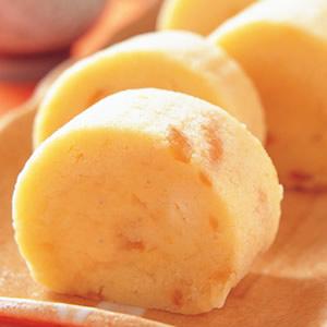 柚子風味瑞士捲