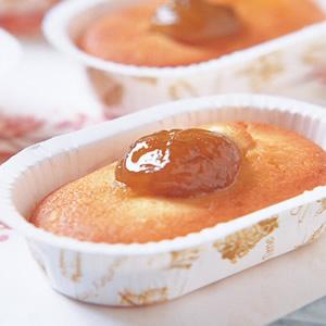 梅子風味杯蛋糕