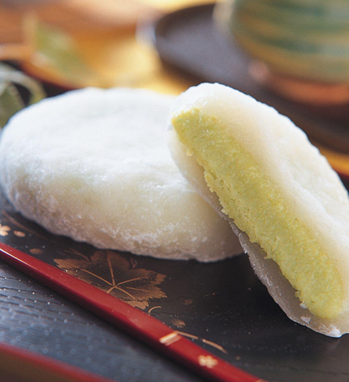 食譜:青豆大福