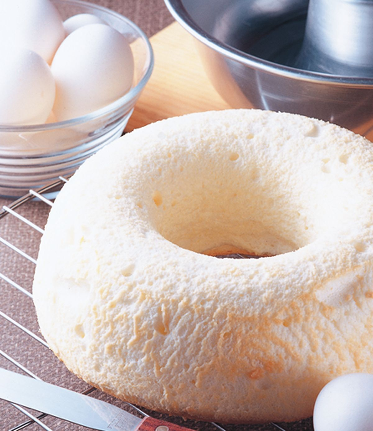 食譜:天使蛋糕體(1)