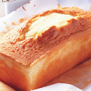 重奶油蛋糕體