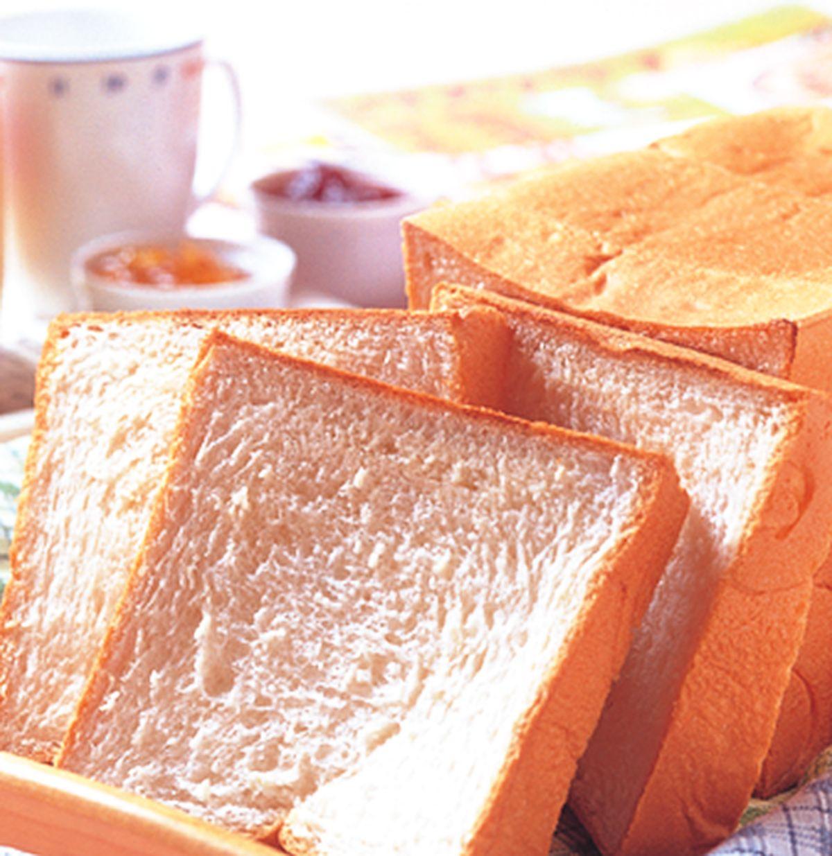 食譜:傳統白土司-中種法