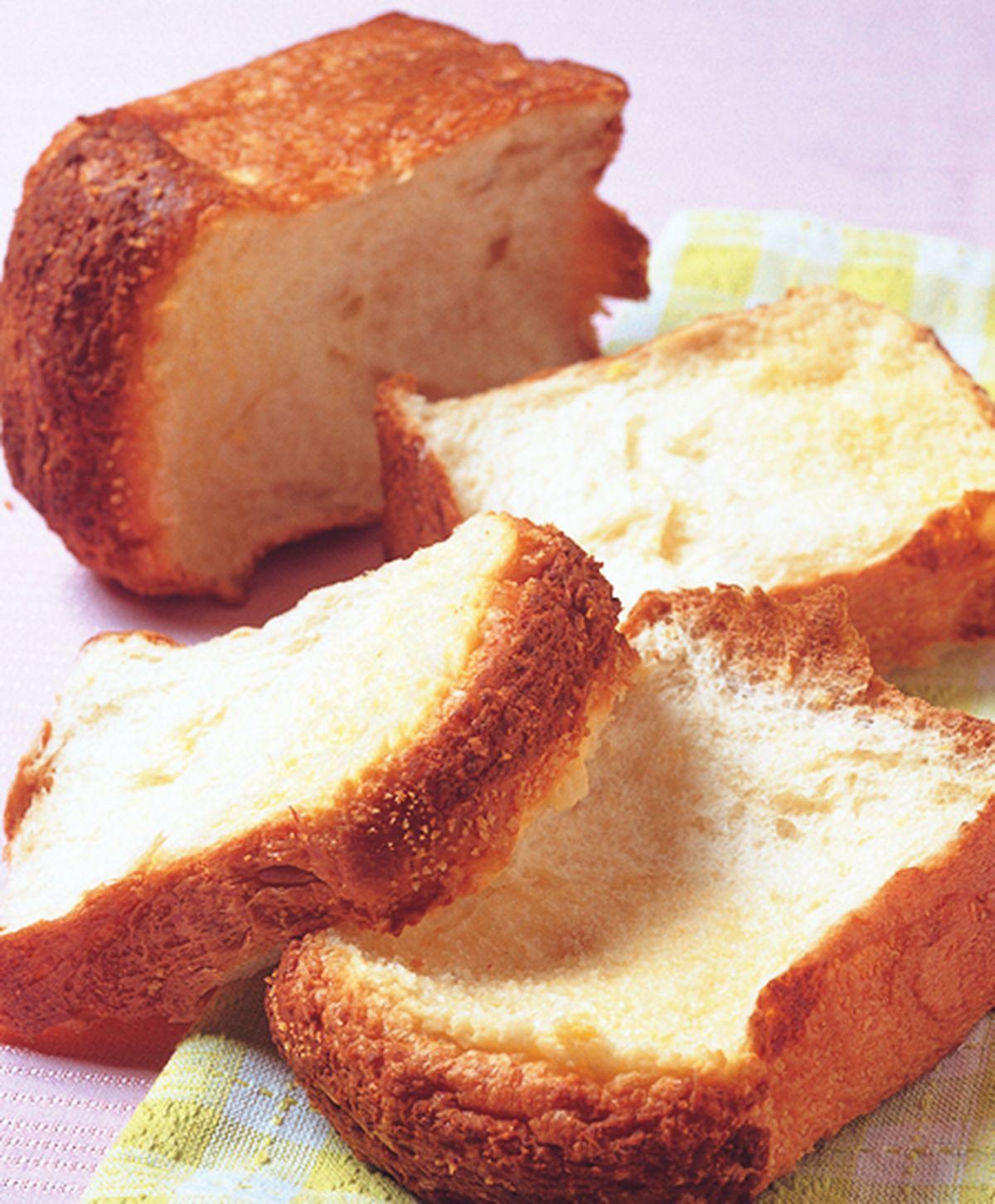 食譜:陽光玉米土司