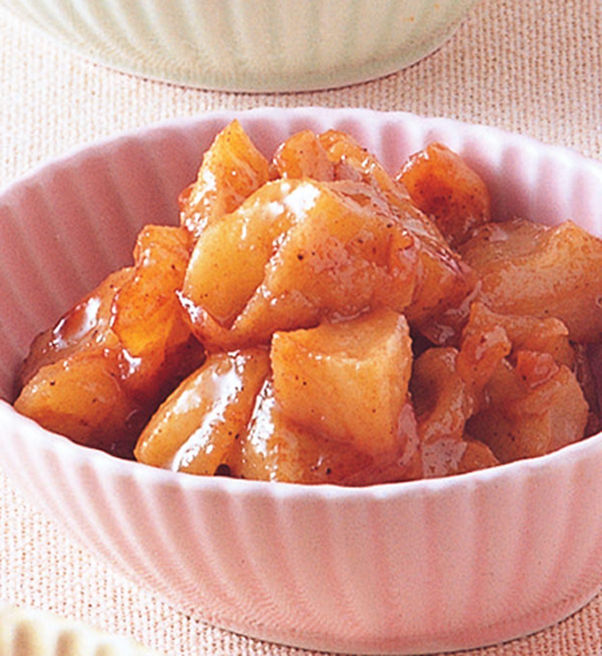 食譜:肉桂蘋果醬