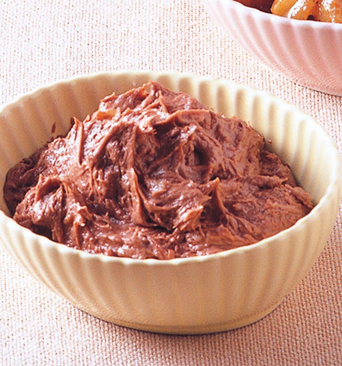 食譜:巧克力乳酪醬