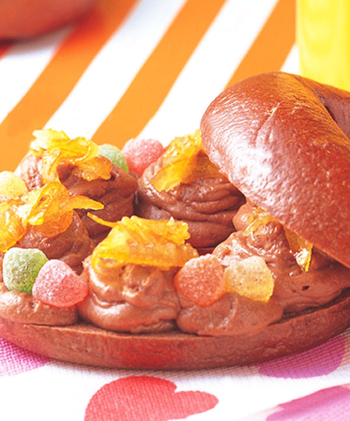 食譜:濃情巧克力Bagel