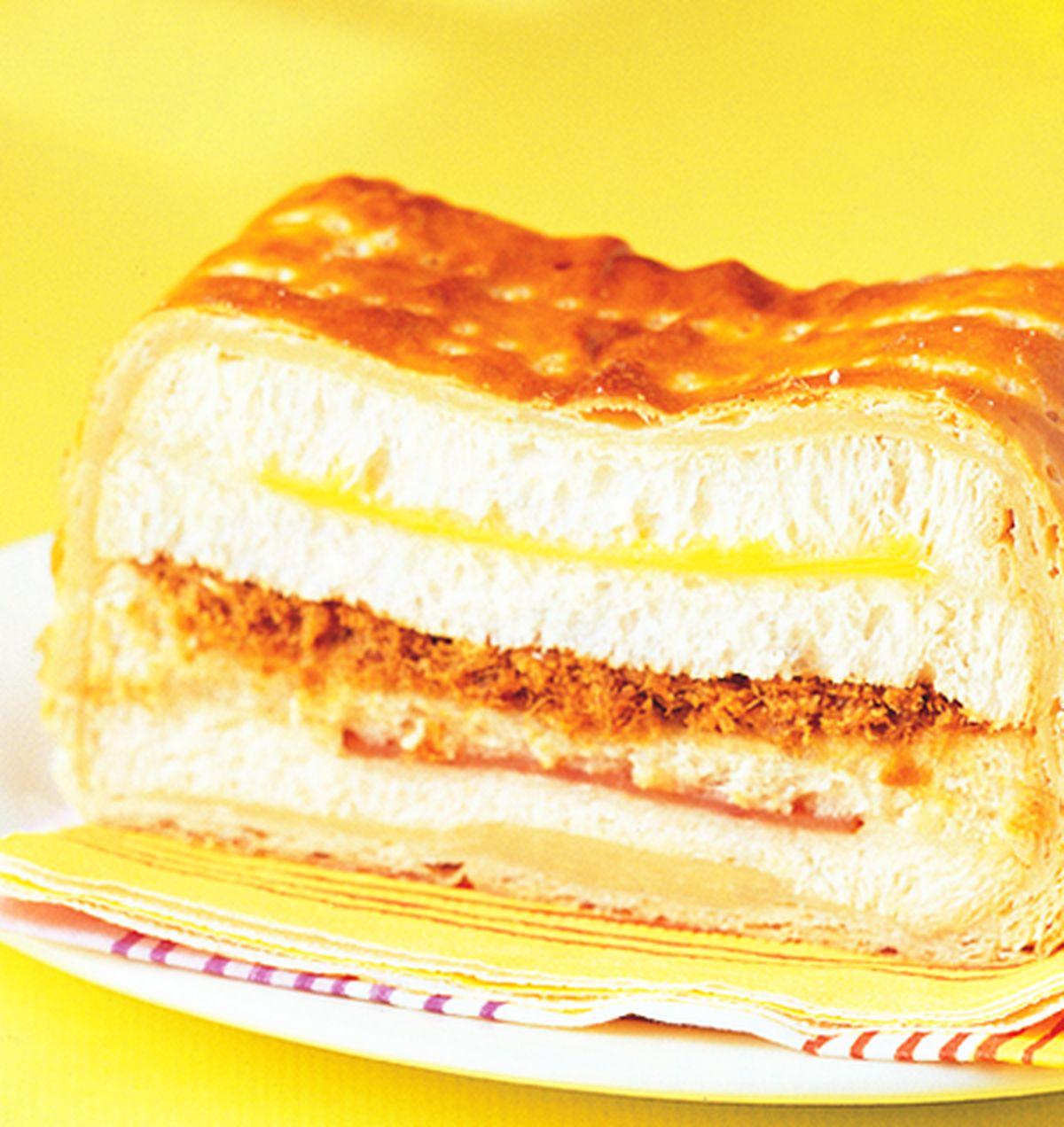 食譜:起酥三明治