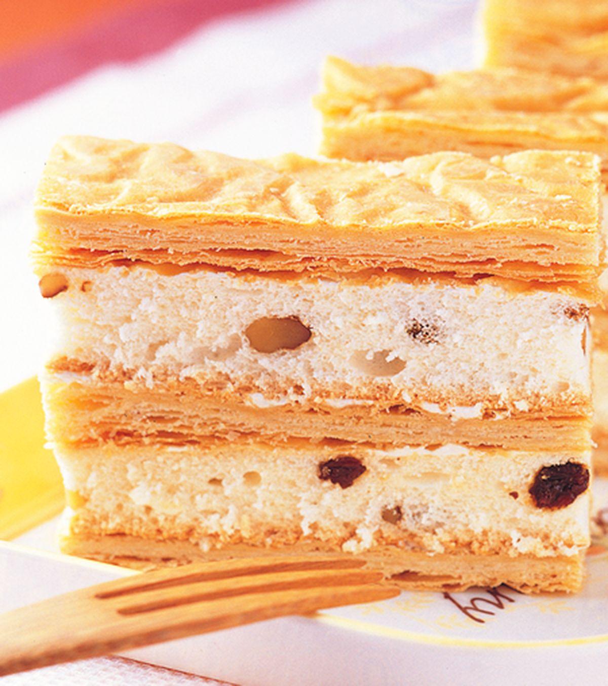 食譜:起酥天使蛋糕