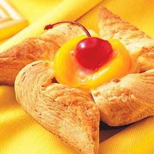 水果風車裝飾鬆餅
