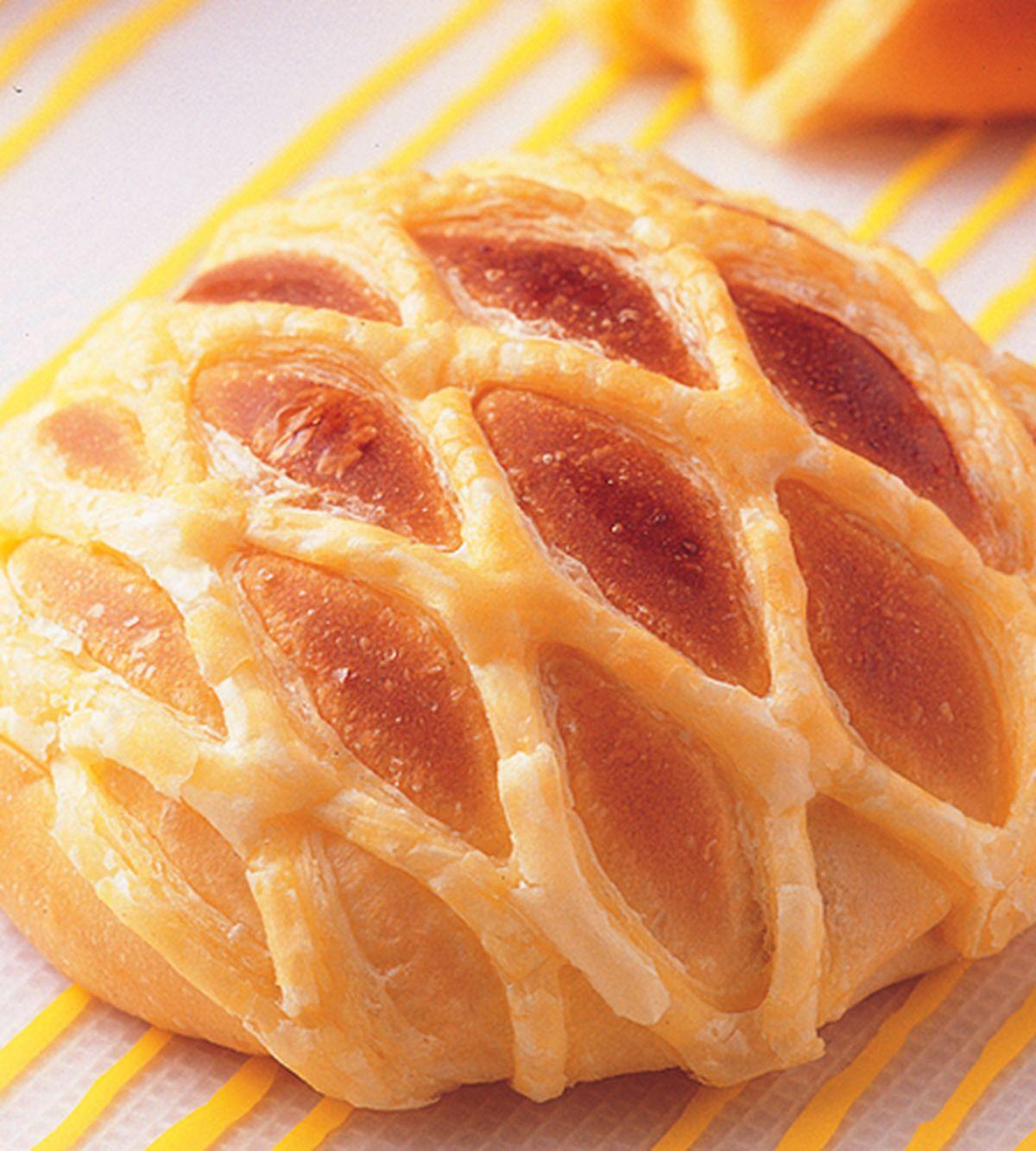 食譜:德式蘋果麵包