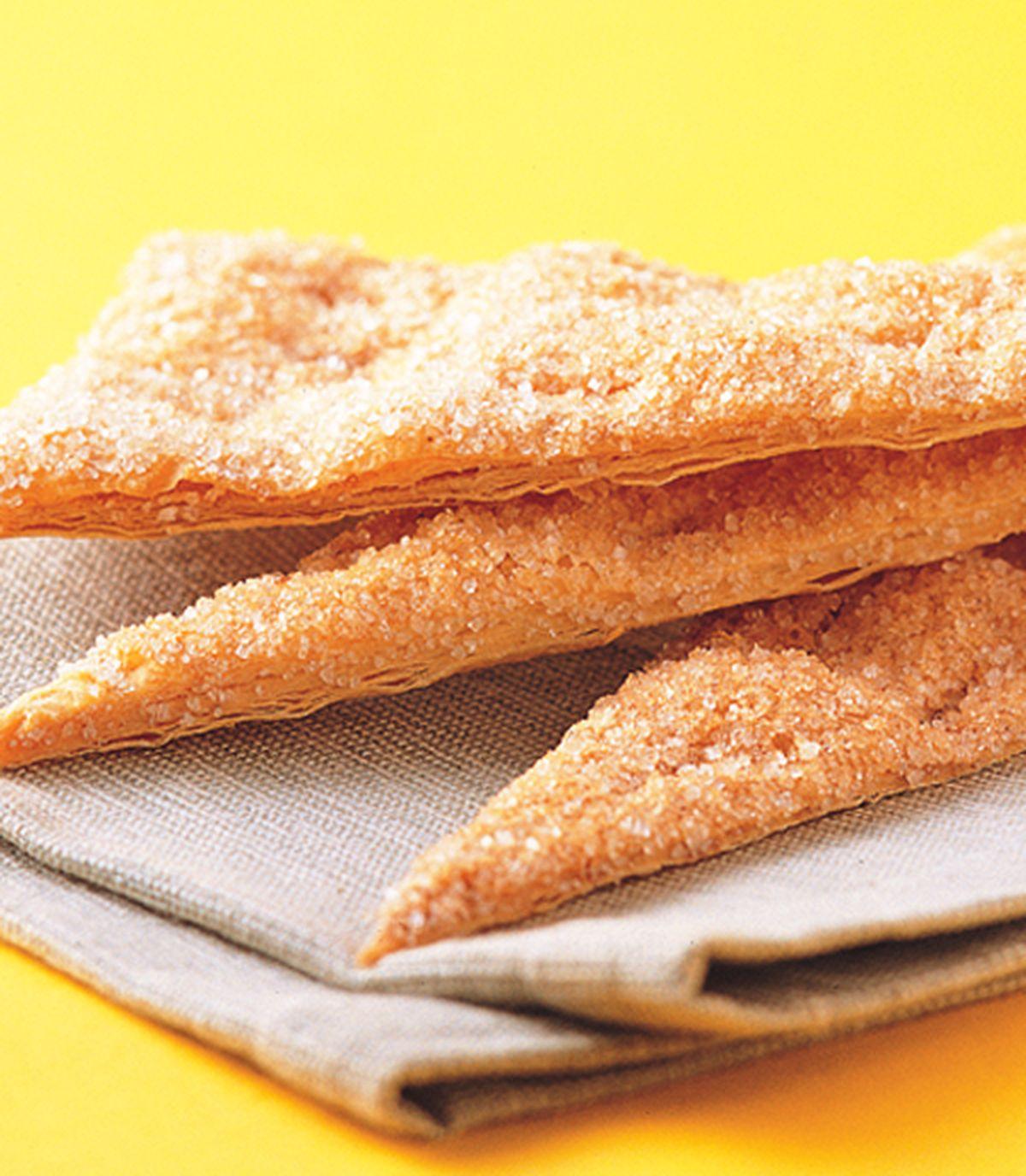 食譜:奶油薄餅