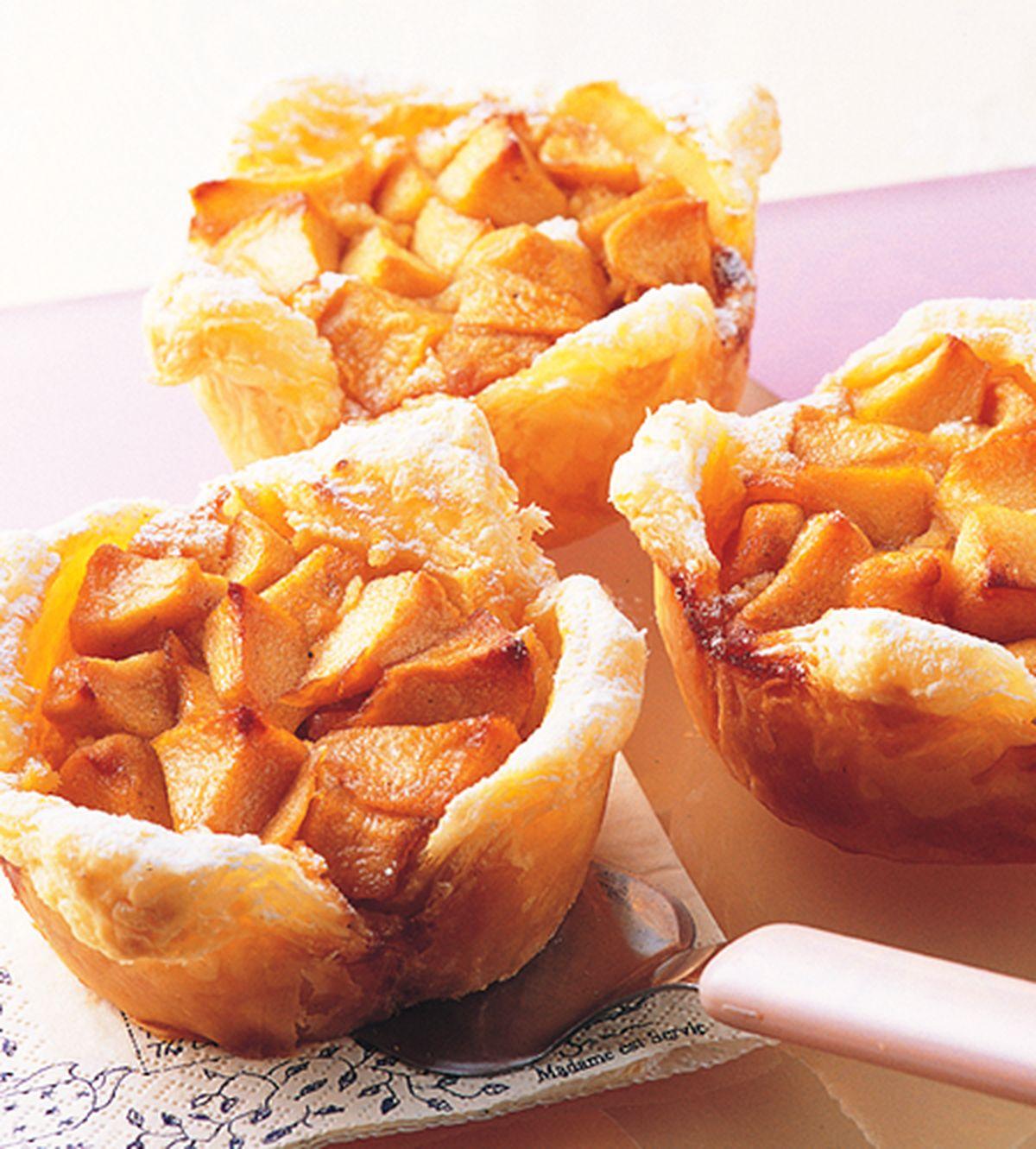 食譜:焦糖杏仁蘋果派