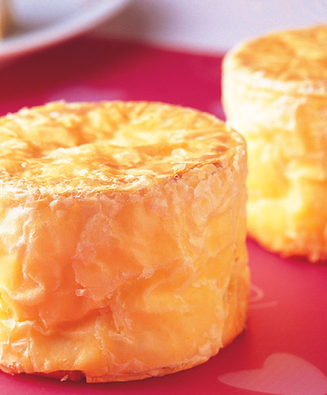 食譜:奶油火腿麵包