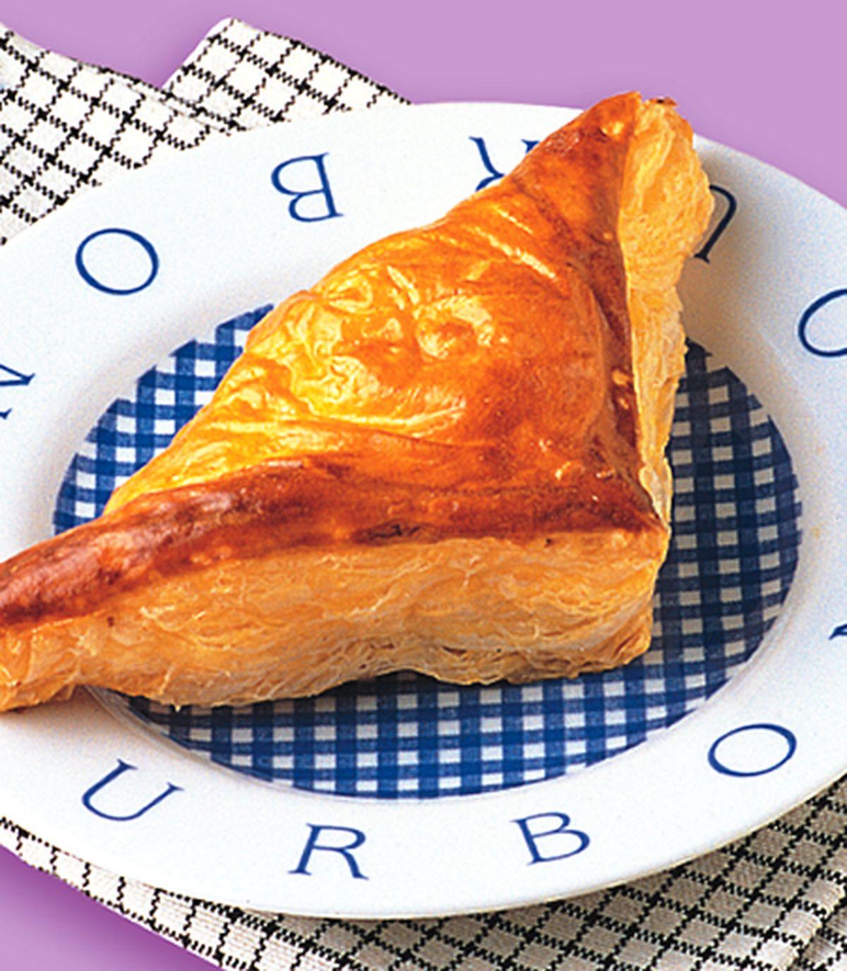 食譜:三角奶酥鬆餅