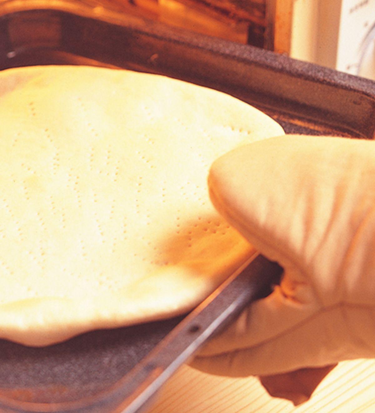 食譜:北義脆皮披薩麵皮