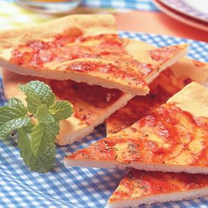 原味脆皮披薩