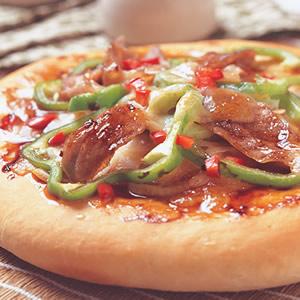 日式照燒披薩