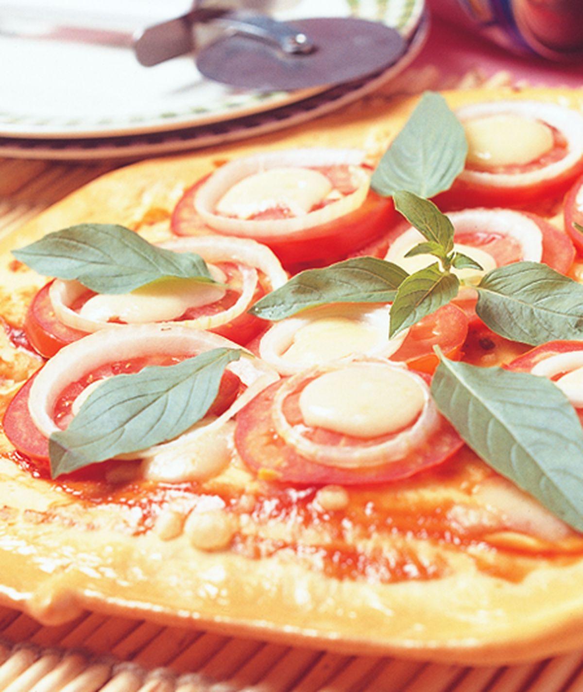 食譜:瑪格麗特披薩(1)