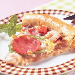 海陸豪華披薩