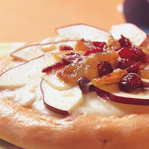 鮮果乳酪披薩
