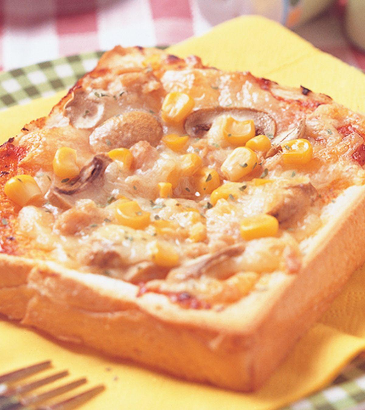 食譜:土司披薩