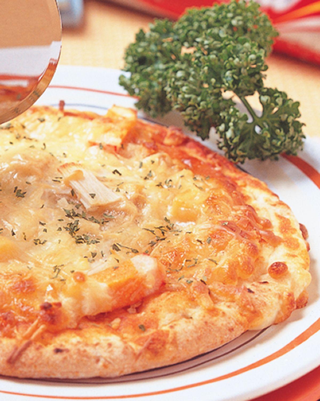 食譜:快速便利披薩