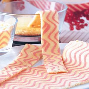 彩紋蛋糕體