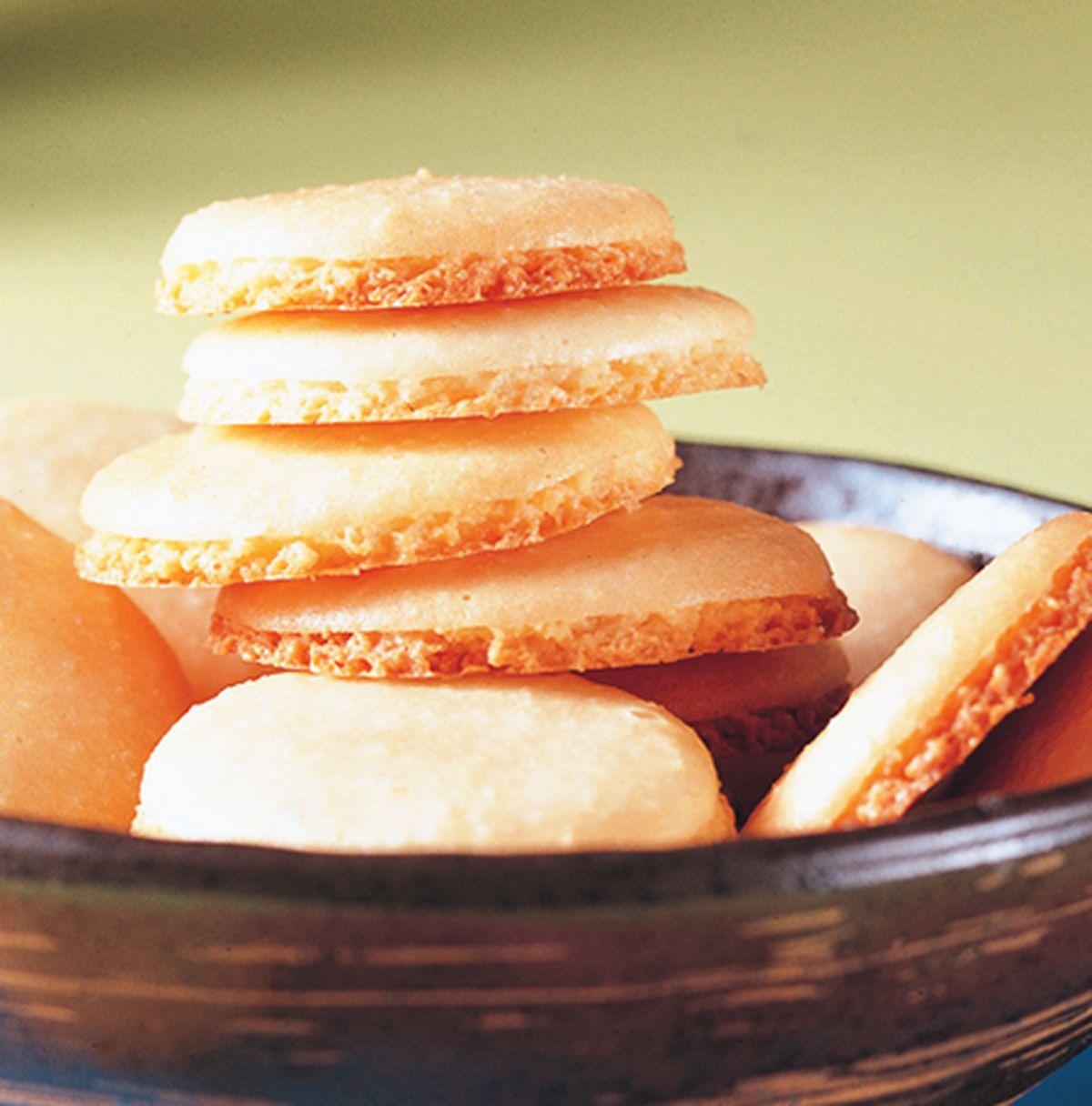 食譜:馬卡龍餅