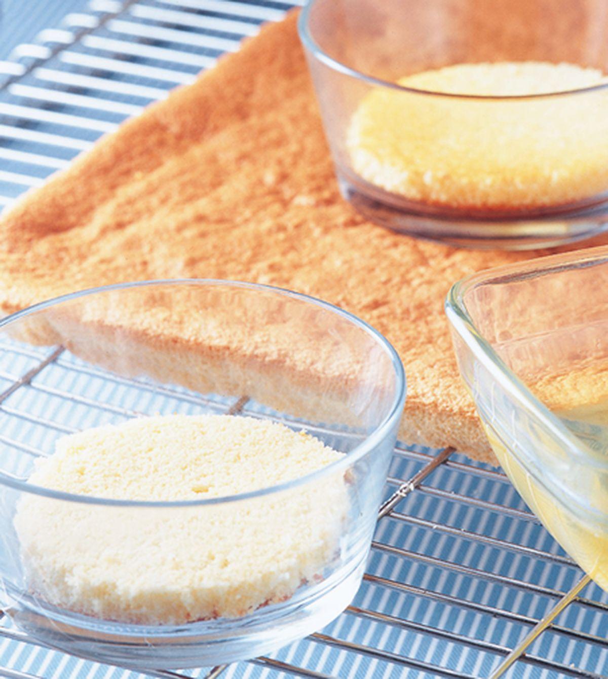 食譜:傑諾瓦士蛋糕