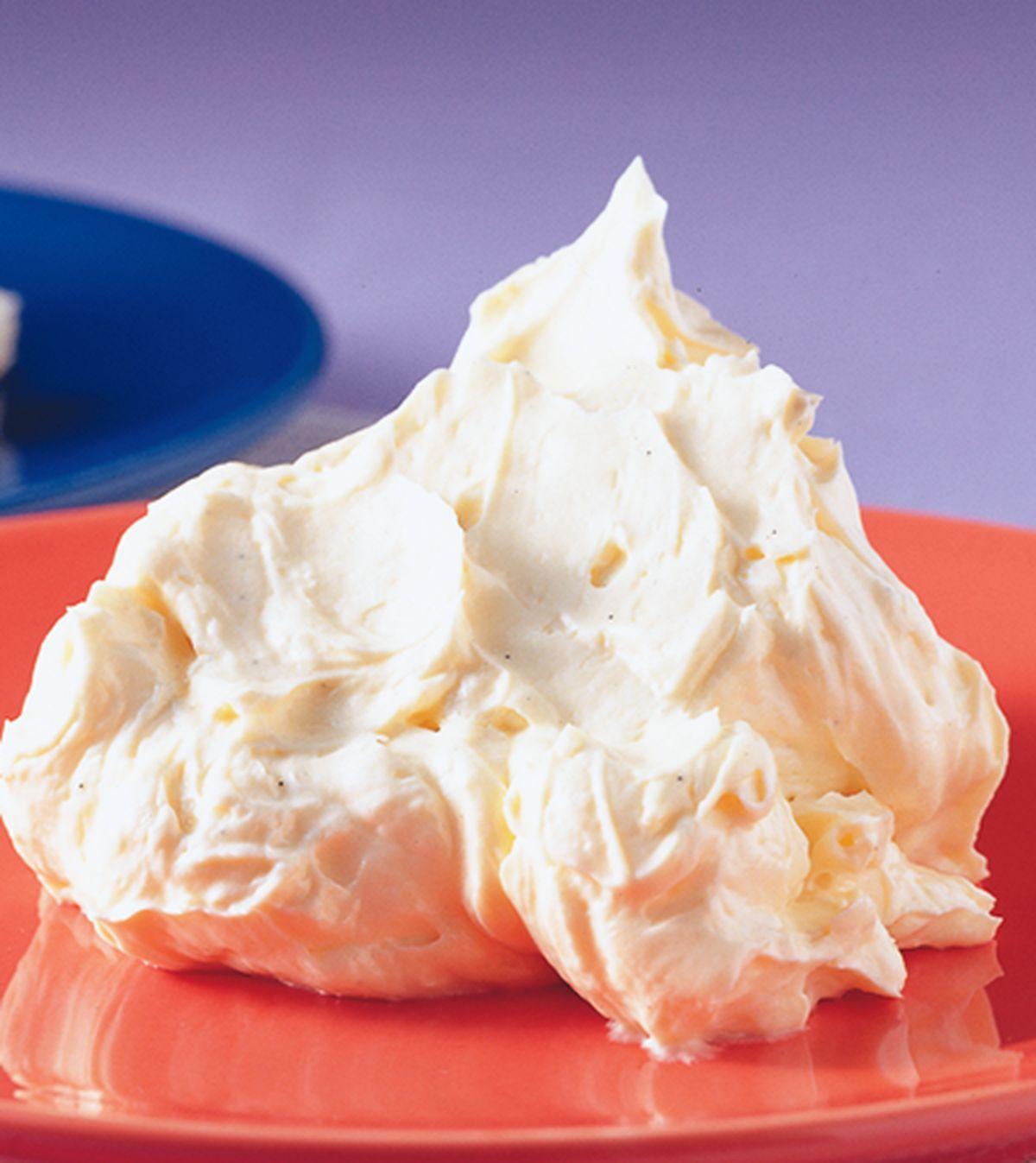 食譜:奶油霜